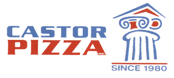 Castor Pizza logo